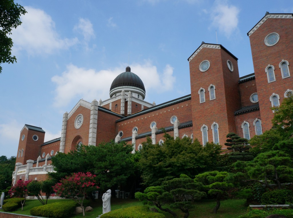 Keimyung University Chapel